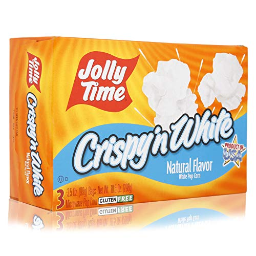 Jolly Time Microwave Pop Corn naturel