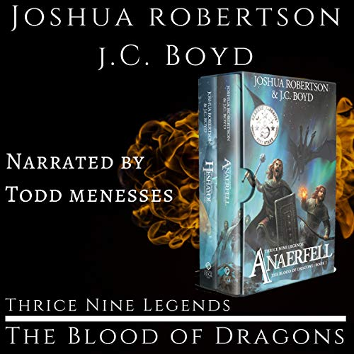 The Blood of Dragons cover art