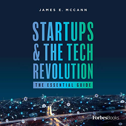 Startups and the Tech Revolution audiobook cover art