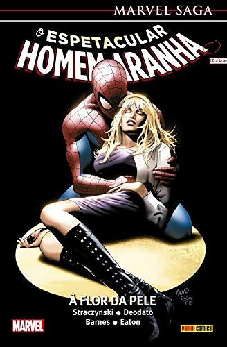 Marvel Saga - O Espetacular Homem-aranha Volume 7