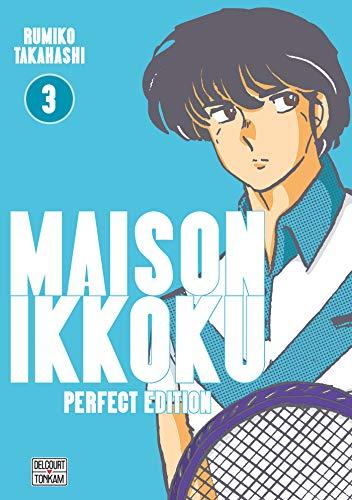 Maison Ikkoku - Juliette je t'aime Perfect Edition Tome 3