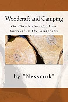 Paperback Woodcraft and Camping Book