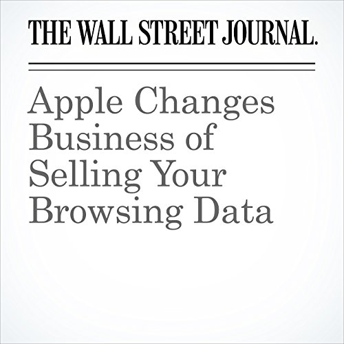 Apple Changes Business of Selling Your Browsing Data copertina