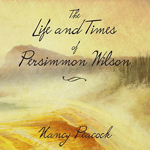 The Life and Times of Persimmon Wilson audiobook cover art