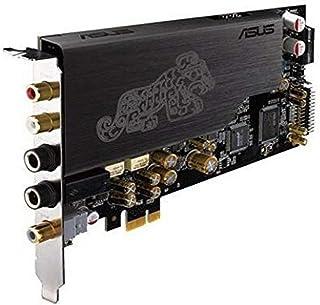 Asus Essence STX II Soundkarte (Kopfhörer Verstärker bis zu 600 Ohm, 124dB (SNR), austauschbare OP Amps)
