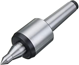 Doolland MT2 3-5 Torno 80mm 75 grados Centro en vivo Taper 2 Torno herramienta