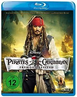 Pirates of the Caribbean - Fremde Gezeiten [Blu-ray]