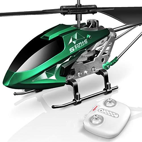 SYMA Elicottero radiocomandato S107H-1 RC Elicottero radiocomandato 3.5 canali con giroscopio