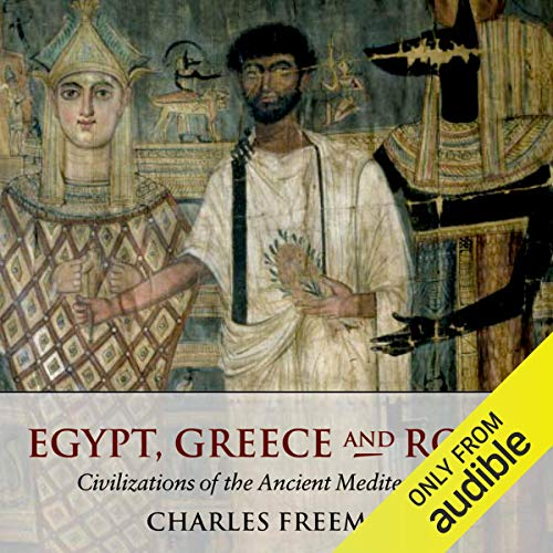 Egypt, Greece and Rome cover art