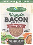 Cool Foods, Veggie Bacon Bits Hickory Smoked, 3 Ounce