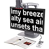 GoVision - 24' LCD Auto Focus Portable Electronic Magnifier