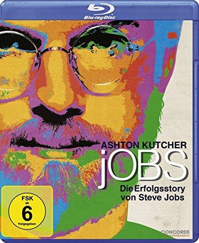 jOBS - Die Erfolgsstory von Steve Jobs [Blu-ray]