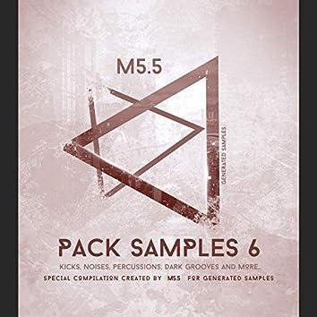 Pack Samples 6