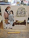 La vie de Bach racontée aux enfants dit par Denis Manuel - Livre disque 33 tours - illustrations de Maurice Tapiero