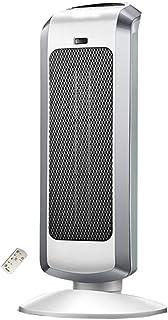 Calefactor Cerámico, Calentador de cerámica con control remoto y programable sincronización - Nivel 3 ajuste de baja potencia - Balanceo de suministro de aire - Dumping y sobrecalentamiento Apagado, b
