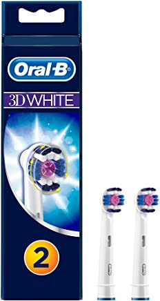 Oral-B 3D White Electric Toothbrush Head [EB18-2-G]