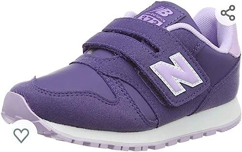 New Balance IV373FC, Sneakers da Bambina, Chiusura A Strappo ...