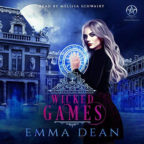 Wicked Games (A Reverse Harem Academy Series) Titelbild