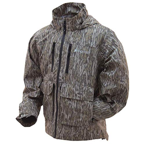 Frogg Toggs Pilot II Guide Rain Jacket, Bottomlands, Size Large