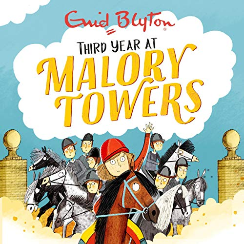 Malory Towers: Third Year audiobook cover art