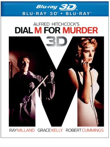 Dial M for Murder [Blu-ray 3D]