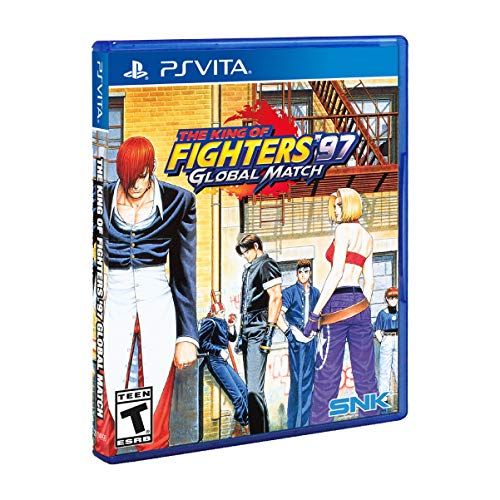 THE KING OF FIGHTERS '97 GLOBAL MATCH(PSvita)