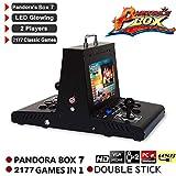 CatcherMy Nuova Console di Gioco 3D 2177 di Pandora's Box - Videogiochi da 10'Dual Screen Arcade per Videogiochi N64 PS1