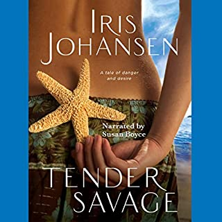 Tender Savage audiobook cover art