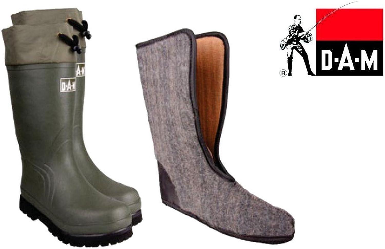QUEST-THERMO Stiefel Stiefel Stiefel - 46 B00DOGNYMI  Verrückter Preis dc6c29