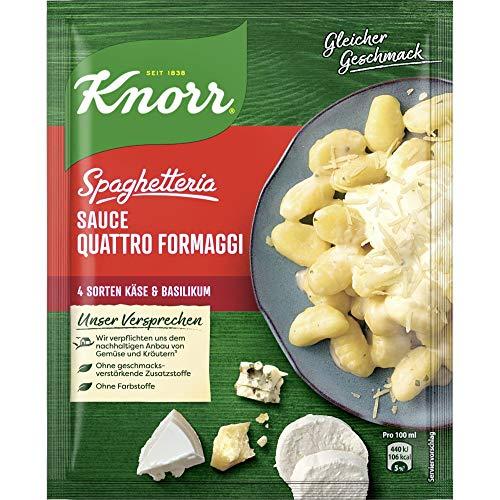Knorr Sauce Quattro Formaggi 50 g