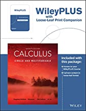 Calculus: Single and Multivariable, Seventh Edition Binder Ready Version