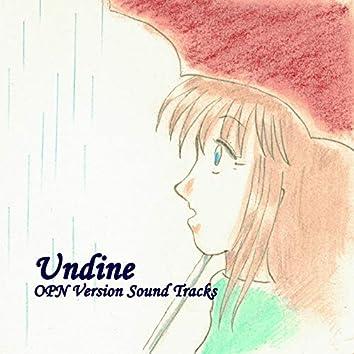 """Undine OPN Version Sound Tracks (Game""""Undine"""" OPN Version Sound Tracks)"""