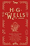 HG Wells Classic Collection [Idioma Inglés]