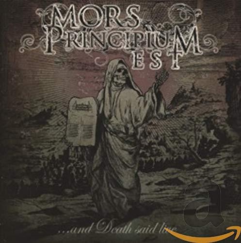 Mors Principium Est: ...and Death Said Live (Audio CD (Live))