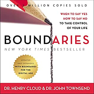 Page de couverture de Boundaries, Updated and Expanded Edition