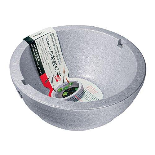 スドー メダカの発泡丸鉢
