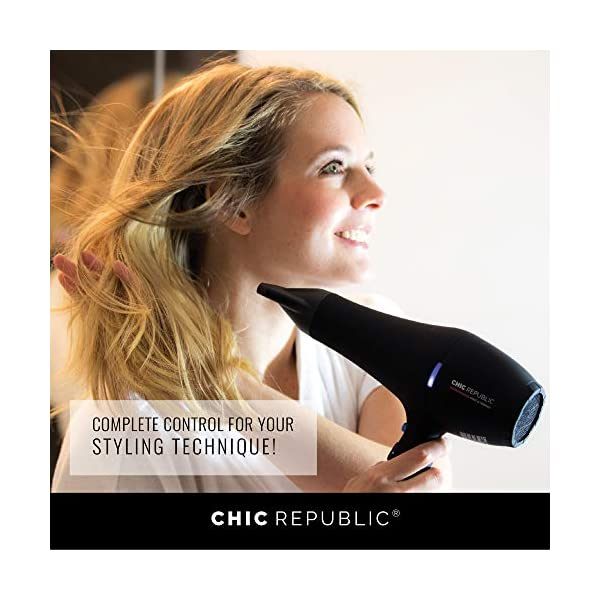 Beauty Shopping Professional Ionic Hair Dryer – Powerful Ceramic Blow Dryer