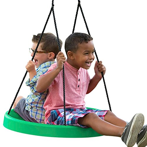 Super Spinner Swing--Fun, Easy to...