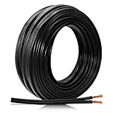 FIRMERST 18/2 Low Voltage Landscape Lighting Cable 100 Feet UL Listed