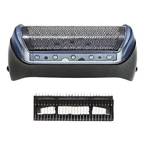 Piezas de repuesto de cabezales de afeitadora eléctrica para la maquinilla de afeitar Braun serie 3 compatible con los modelos 10B 110120140170180190 1735 1775 130S-1 140S-1 170S-1 5684 5685 5727 5730