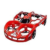 KCGNBQING Mini Drone Fácil de Volar Drone para niños y Principiantes Interior al Aire Libre RC Helicóptero Quadcopter Auto-rotación automática Aeroplano de Juguete Gran Juguete de Regalo para Adultos