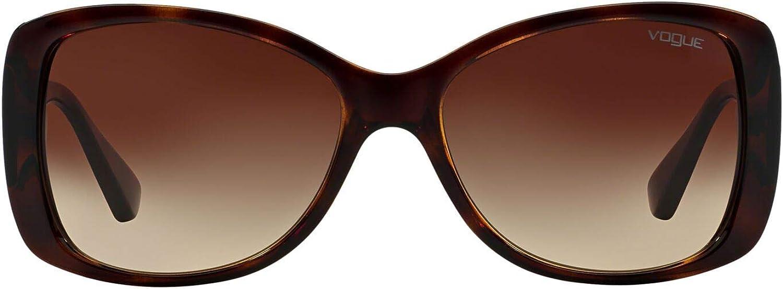 Vogue Eyewear Women's Direct store latest Sunglasses Square Vo2843s