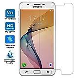 ELECTRÓNICA REY Protector de Pantalla para Samsung Galaxy J5 Prime, Cristal Vidrio Templado Premium