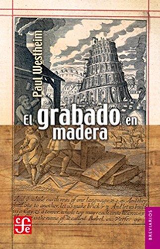 Madera Grabar  marca Fondo de Cultura Económica