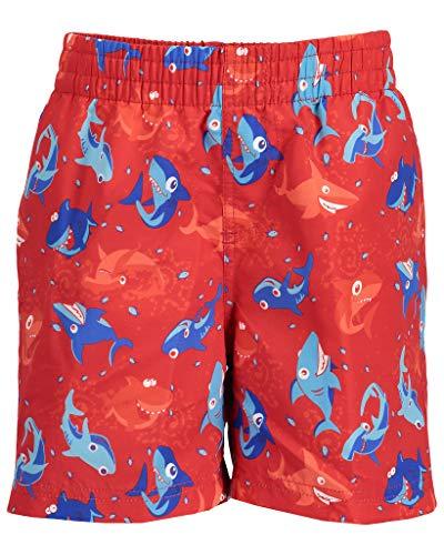 Blue Seven Kinder Jungen Surfshorts Gr.92-128 Badeshortsrot Hai Badehose neu!, Größe:92