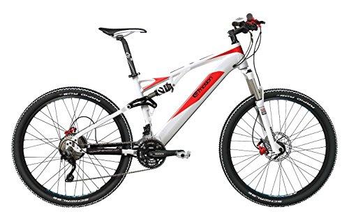 Bicicleta Spike 29' XCT H-LO SH Altus 24V Negro Amarillo MD 29 Blanco Brillante