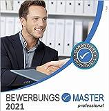 BEWERBUNGSMASTER professional (Windows) | CD + Downloadlink auf CD | komplette Bewerbung: Lebenslauf, Anschreiben, Profil, Deckblatt + Mailbewerbung