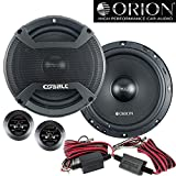 "Best Orion Car Speakers - Orion CO652C New 2019 Model 6.5"" 2-Way 500 Review"