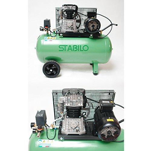 DEMA Kompressor 400 Volt 500/10/100 - 2
