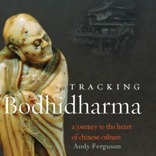 Tracking Bodhidharma cover art
